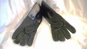 Bilde av  Hærens MC hansker, modell 2